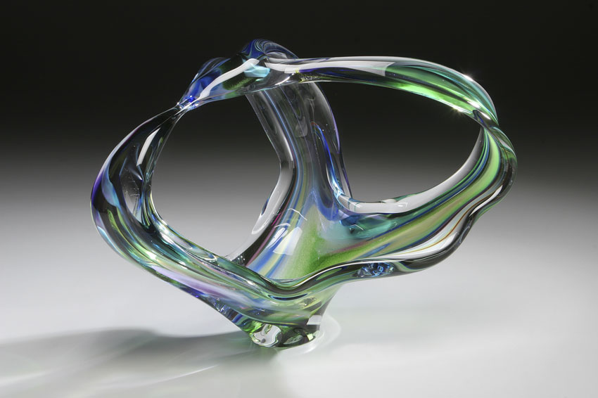 Double Loop Lounge Bowl
